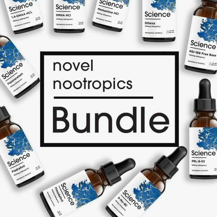 Novel Nootropics Bundle – Liquid Set