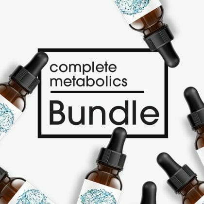 Complete Metabolics Bundle – Liquid Set
