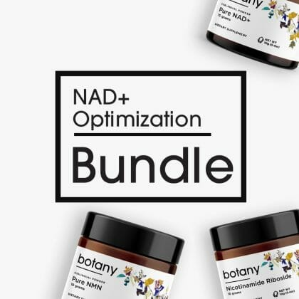 NAD+ Optimization Bundle – Powder Set