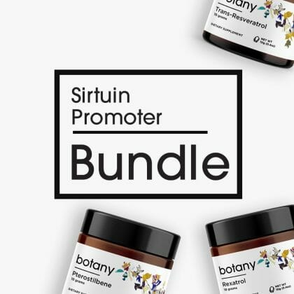 Sirtuin Promoter Bundle – Powder Set