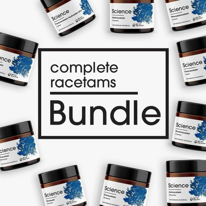 Complete Racetams Bundle – Powder Set