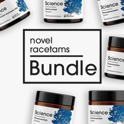 Novel Racetams Bundle - Powder Set