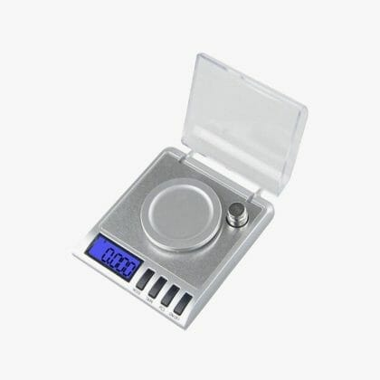 Digital Milligram Scale – Capacity: 50g/0.001g