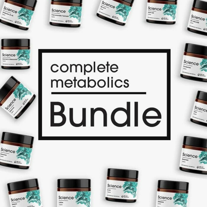 Complete Metabolics Bundle – Powder Set