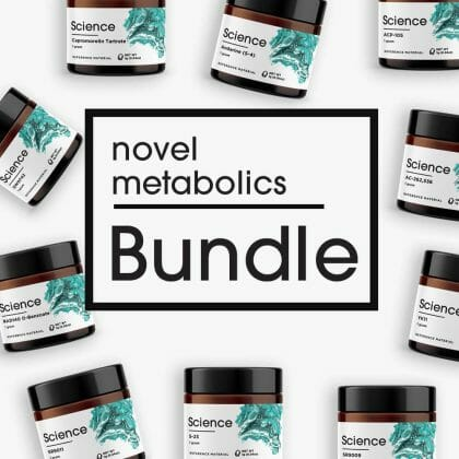 Novel Metabolics Bundle – Powder Set