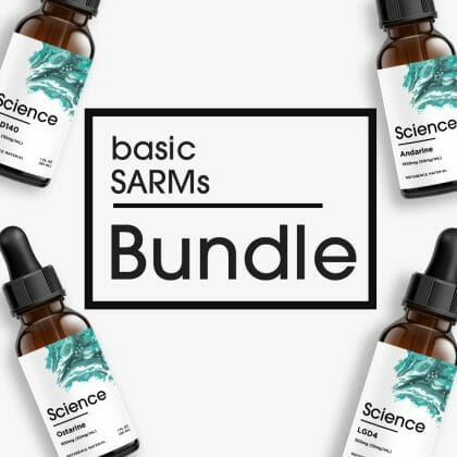 Basic SARMs Bundle – Liquid Set