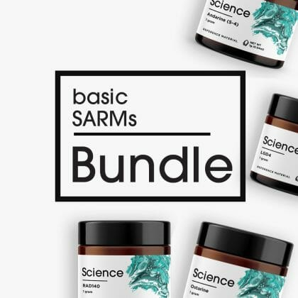Basic SARMs Bundle – Powder Set