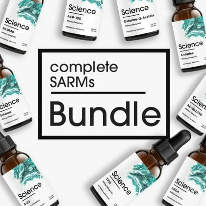 Complete SARMs Bundle – Liquid Set