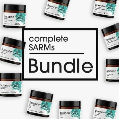 Complete SARMs Bundle – Powder Set