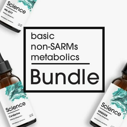 Basic Non-SARMs Metabolics Bundle – Liquid Set