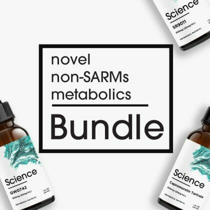 Novel Non-SARMs Metabolics Bundle – Liquid Set
