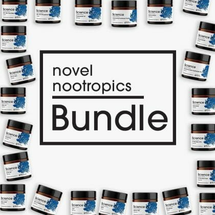 Novel Nootropics Bundle – Powder Set